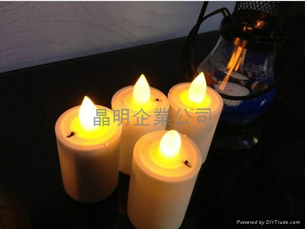 LED无烟蜡烛 1