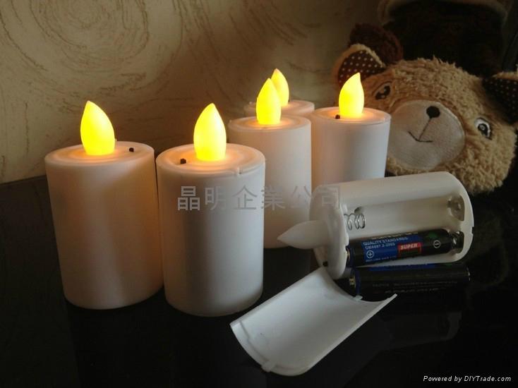 LED无烟蜡烛 2