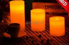LED尺寸蠟燭