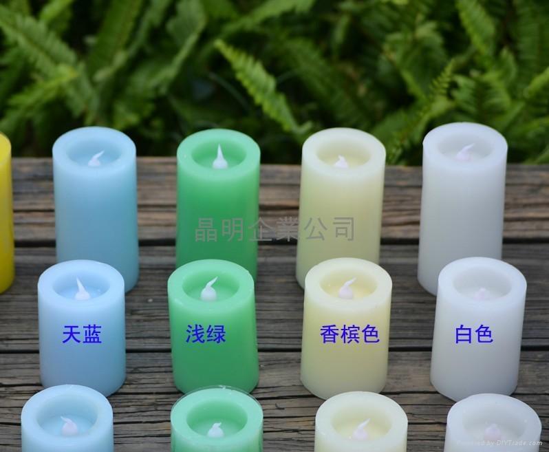 LED尺寸蜡烛 2