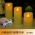 LED摇摆电子蜡烛 3