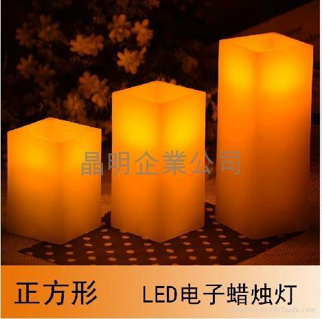 LED摇摆电子蜡烛 5