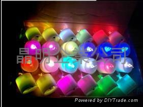 LED发光蜡烛 3