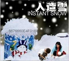 聖誕人造雪