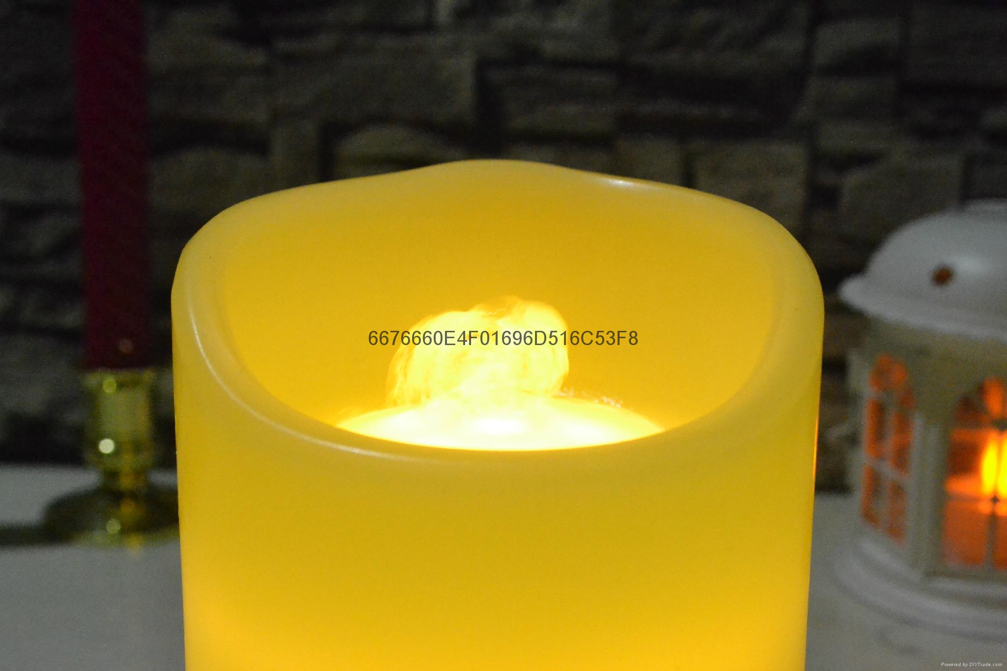 LED喷泉蜡烛 1
