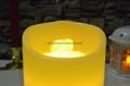 LED喷泉蜡烛