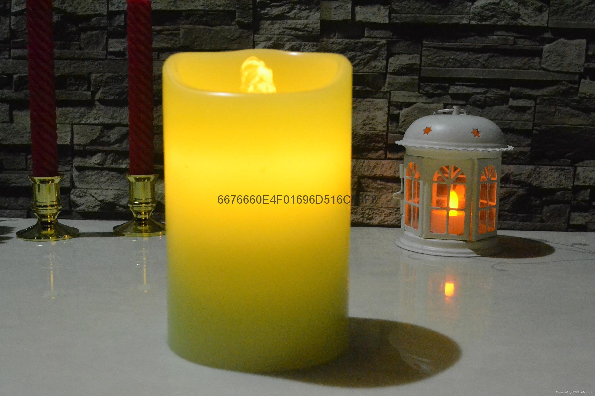 LED喷泉蜡烛 2