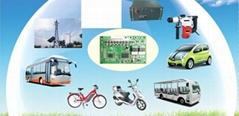 供应大功率大电流自行车10串到16串锂电池保护板