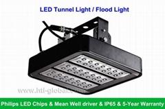 120W LED Tunnel Light