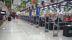 聲磁超市防盜系統