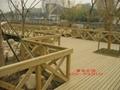 青島防腐木棧道