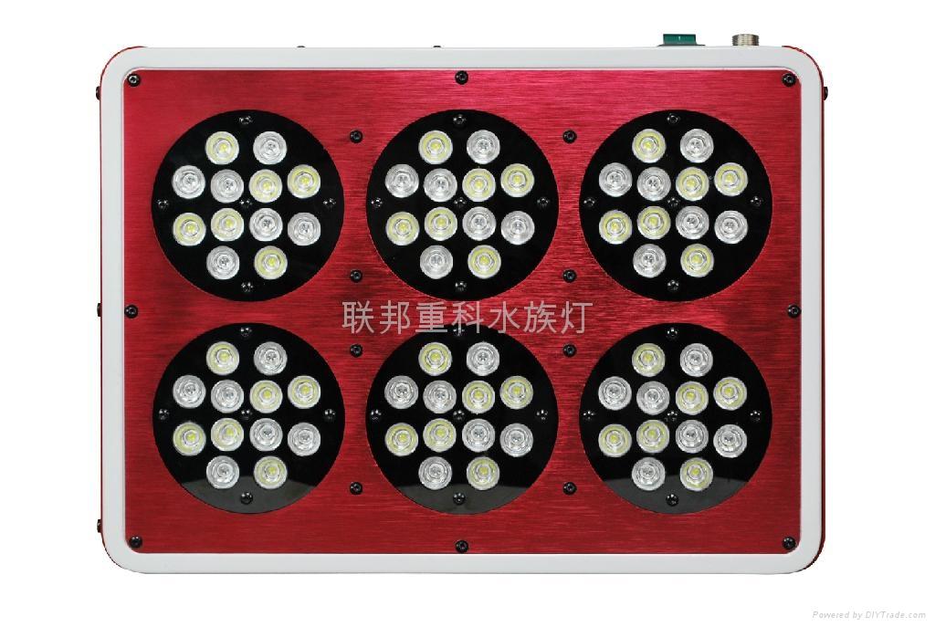 遙控調光200W水族燈 2