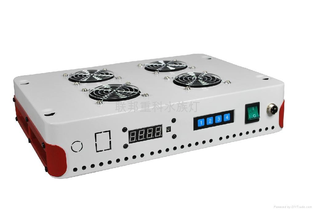 遙控調光200W水族燈 3