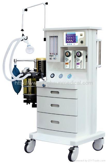 MJ-560B4 Anesthsia machine (Imports evaporator) 1