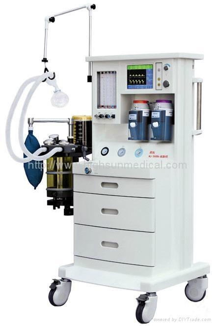 MJ-560B5 anesthesia machine (Imports evaporator) 1