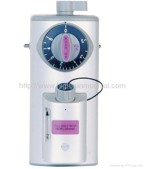 isoflurance evaporator 1