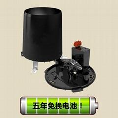 低功耗雨量記錄儀 自動雨量記錄儀 免換電池