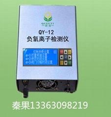 QY-12 負氧離子檢測儀植物園負氧離子監測氣象站
