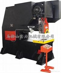 J21S series deep throat power press