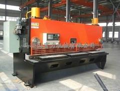 QC11K series Hydraulic CNC Guillotine Shearing machine