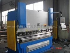 WC67Y series hydraulic press brake