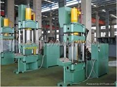 YD32 series four column hydraulic press