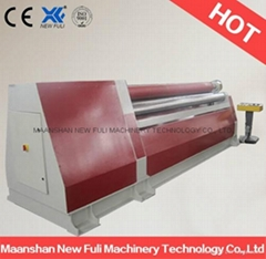 W11 series mechanical 3-roller rolling machine