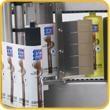 洗發水瓶雙面貼標貼膜機