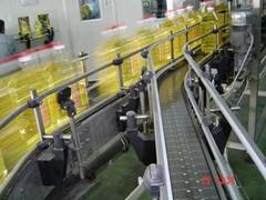 5L花生調和油灌裝充填壓蓋機