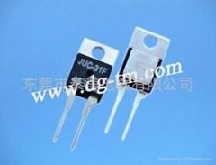 小型温控器JUC-05F温控开关