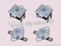大電流溫控器KSD308機械式