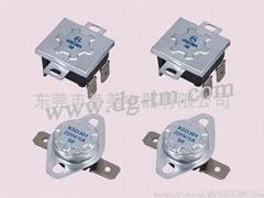 大电流温控器KSD308机械式温控器