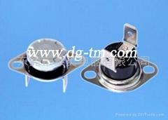 挂烫机突跳式温控器KSD301温控开关