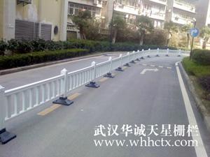 武汉道路护栏 1
