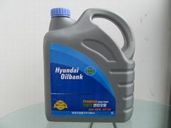 原裝進口韓國現代潤滑油