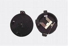 CR1220锂锰扣式电池座DIP