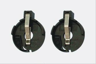 CR2016锂锰扣式电池座DIP 1