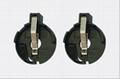 CR2016鋰錳扣式電池座DIP 1