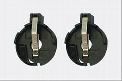 CR2016锂锰扣式电池座DIP