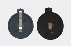 CR2330锂锰钮扣电池座-DIP