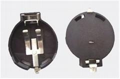 CR2450锂锰钮扣电池座-SMT