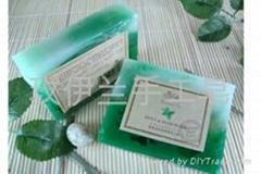 玫伊兰品牌手工精油皂薄荷迷迭香清爽祛屑皂