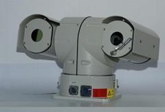 IPY100 IP TWO EYES PAN/TILT thermal imaging camera