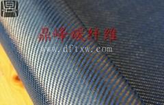 碳纖維芳綸混編布
