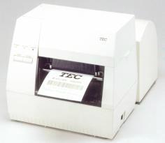 tec B-452HS商用型高分辨率条码打印机