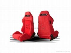 供應BRIDE可調式賽車座椅WD款