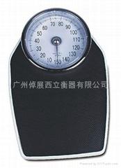 西立机械人体秤浴室客房用秤 MP-01