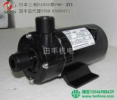日本三相SANSO磁力泵PMD-371