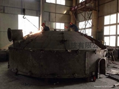Shield muffle tank
