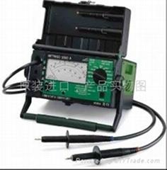 德国GOSSEN  METRAWATT 电气测试仪